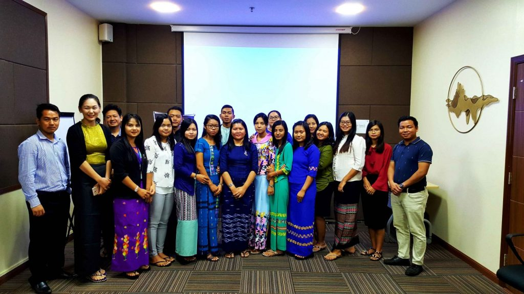 HRM Training HR Corporate Training HR Training Myanmar