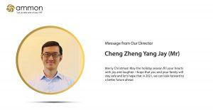 Christmas Wish Cheng Zheng Yang Jay Ammon Consulting (Myanmar) Co., Ltd