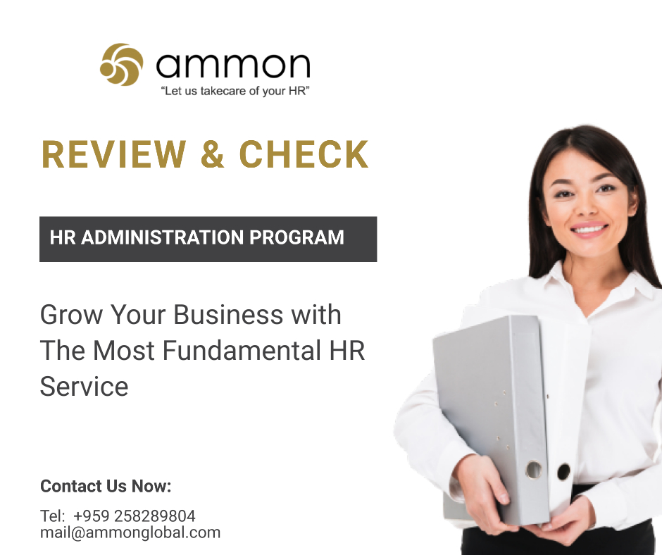 Review & Check HR Auditing Administration Service in Myanmar